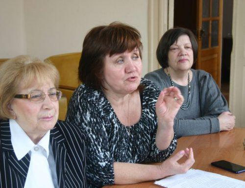 Skype-зустріч з бібліотекарями Національної бібліотеки Білорусі