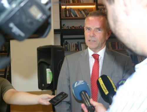 «Країна фіордів»: зустріч з паном Уле Тер'є Хорпестадом – Надзвичайним і Повноважним Послом Королівства Норвегія в Україні та Білорусі