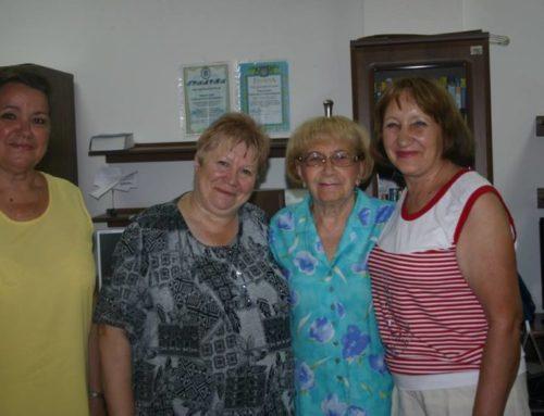 Гості з Дніпра завітали до бібліотеки