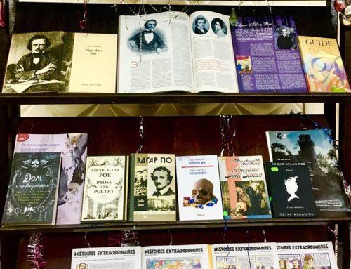 До 210-річчя від дня народження американського письменника Едгара Аллана По