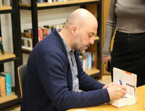 Презентація сучасного академічного перекладу в Україні: зустріч з Вахтангом Кебуладзе