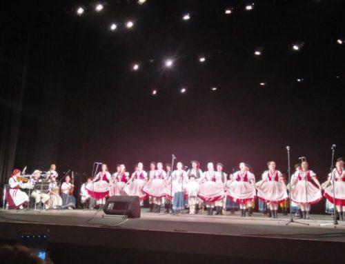 Пенсіонери Приморського району відвідали концерт ансамблю Західно-Поморського воєводства Польщі «Щециняни»